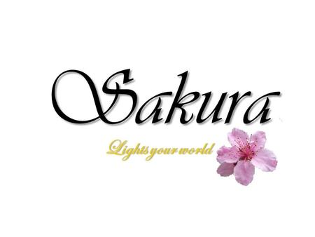 Sakura Lights your worldLights your world. General information Sakura inc. is a european brand with products in Japanese style. Our products are made.