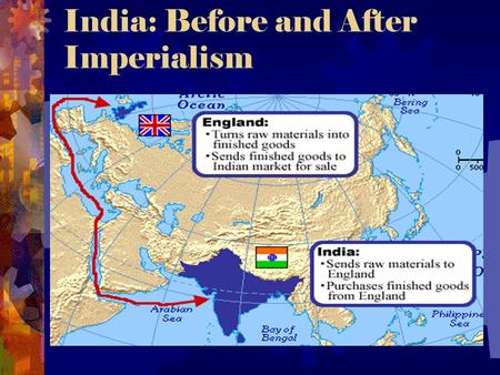 India: Before and After Imperialism. Before Imperialism  Hindu Influence  Caste system- everyone has a role to play in society  Cyclical pattern of.