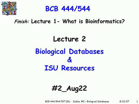 biology isu Iowa state university is a major center for research and education in the  biological sciences students have the opportunity to learn from some of the  nation's.