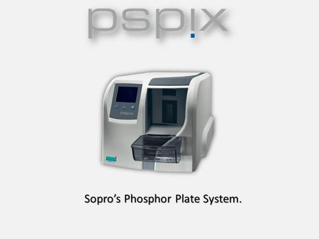 Sopro's Phosphor Plate System.. Easy Transition. Gain all the advantages of argentic film and digital sensors, without any of the drawbacks. Visual Guide.