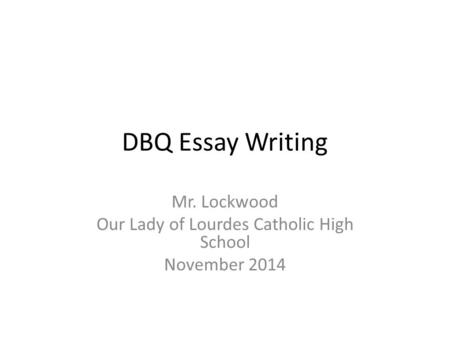 DBQ essay. pleasee helpp !?!?