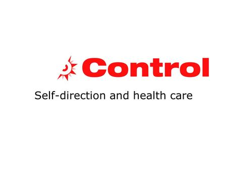 Self-direction and health care. Coverage in Control Self-Directed Support Key innovations Network for Social Innovation.