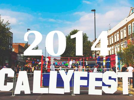 2014. Headlines 9,000 people – mostly from local area Four stages with good quality performances 70 Stalls – food arts and crafts 3 Events areas Safer.