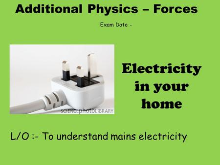physics electricity in the home Physics worksheets as pdf files physics 01-01 intro and unitspdf: 66362kb physics 08-06 electric potential in a uniform electric fieldpdf: 79050kb physics home.