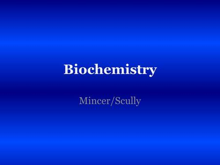 Biochemistry Mincer/Scully. Chemistry Life functions because of chemical reactions. A chemical reaction is where atoms form with other atoms to make molecules.