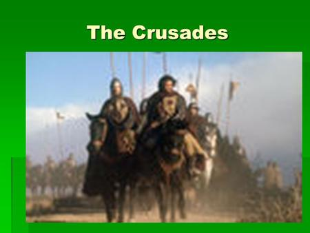 The Crusades. Good to Know  Pope Innocent III took office in 1198  with his office he dramatically utilized papal supremacy to the utmost degree…creating.