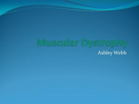 Ashley Webb. Definition Muscular dystrophy (MD) is a group of rare inherited muscle diseases in which muscle fibers are unusually susceptible to damage.