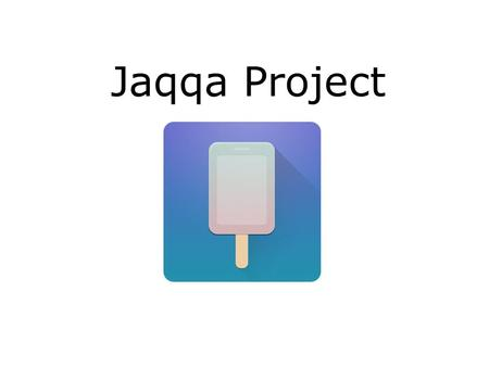 Jaqqa Project. Cold calling and SMS are not effective in modern world. The conversion about 5% for cold calls Less than 1% of spam, SMS mailings. Thereby.
