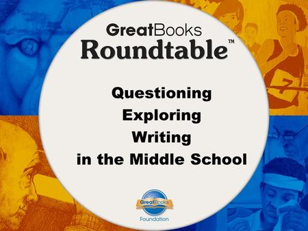 Questioning Exploring Writing in the Middle School.