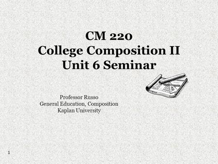 Cm 220 college composition ii unit 6 a blueprint for progress cm 220 college composition ii unit 6 seminar professor russo general education composition kaplan university malvernweather Images