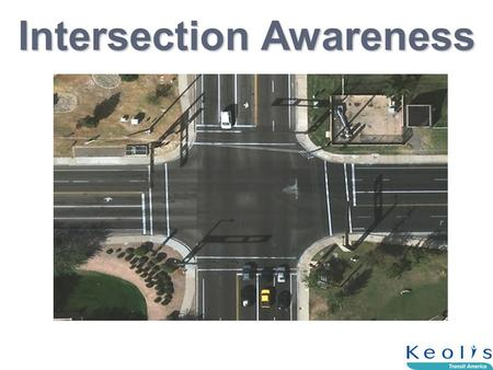 Intersection Awareness. Red Light Running Bicyclists Pedestrians Defensive Driving Intersection Crash Data.