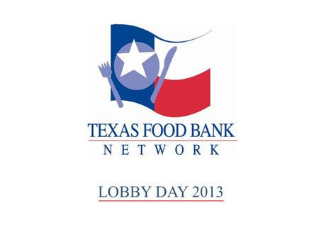 LOBBY DAY 2013. Schedule Tonight: Reception, 5:30-7PM Wahrenberger House, 208 West 14th.