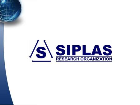 SIPLAS RO is a full service contract research organization CRO, offering nanotechnology, biopharmaceutical and medical device companies comprehensive.
