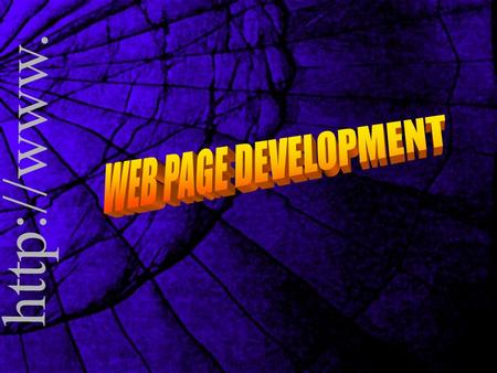 Understanding a Web Web page is a single page containing text and graphics that has been labeled with the appropriate HTML coding for the.
