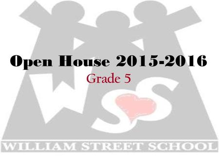 Open House 2015-2016 Grade 5 Mrs. Riggio would like you to join… –Homeroom News Enter To: 81010 –Science Reminders Enter To: 81010 Message: