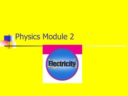 Physics Module 2. What you need to learn Circuit symbols Measuring current and voltage in series and parallel circuits Current/Voltage graphs for certain.