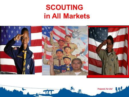 SCOUTING in All Markets. Session Objectives: –Introduction of the Membership Impact Department –Introduction of the Membership Impact Department-Resources.