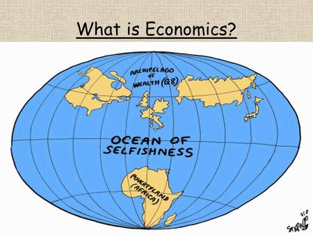 What is Economics?. Economics is... Study of how we make decisions based on limited resources.