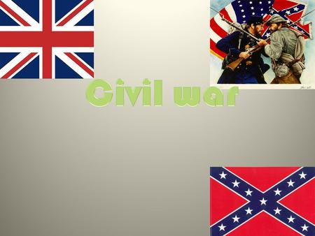 The war started on April 12 th 1861. Ended April 2 nd 1865.