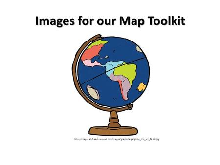 Images for our Map Toolkit