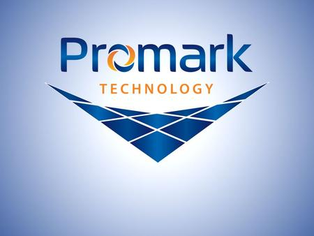 Leveraging Government Business with Promark's GSA Schedule.