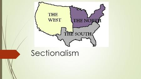 Sectionalism. Bell Work  LT: Students will be able to define popular sovereignty, how individuals responded to the Kansas-Nebraska Act.  Bw: What was.