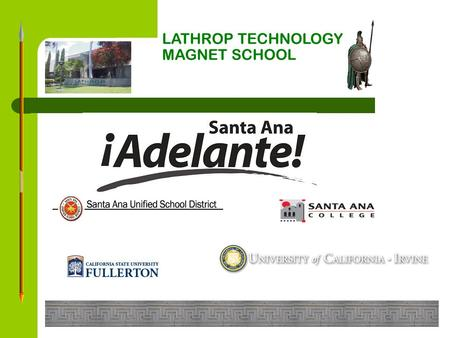 LATHROP TECHNOLOGY MAGNET SCHOOL Eighth Grade Promotion Criteria Pass 10 of 14 classes. Pass the U.S. Constitution test.  You have 4 opportunities to.