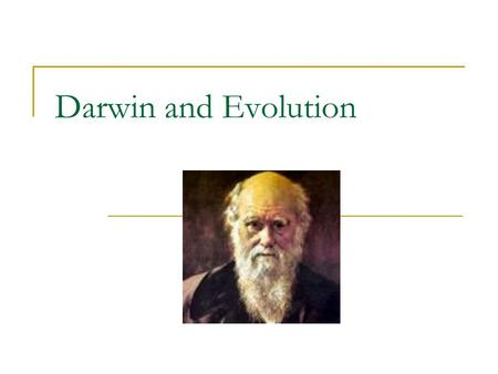 Darwin and Evolution. Charles Darwin Son of Robert Darwin, a physician and grandson of Erasmus Darwin, also a physician Was to study medicine, stomach.