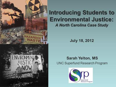 environmental justice case studies