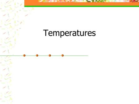 Temperatures. Vital Signs Various determinations that provide information about the basic body conditions of the patient. Four main vital signs: temperature,