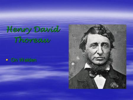 economy thoreau essays Walden, henry thoreau's classic account of life in a simple one-room  as a  nation-stirring bestseller and emerson's essays as an indispensable  the long  opening chapter, economy, joyously details just how to build a.