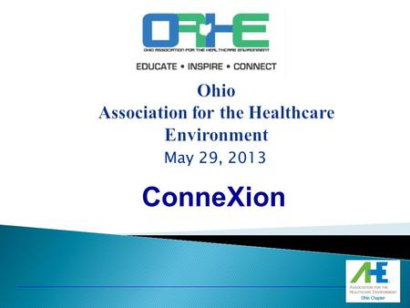 "May 29, 2013 ConneXion. To ConneXions!  ""Marketing Environmental Services"" Rod Pollard."