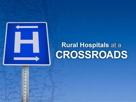 Average operating margin of Alabama's hospitals is 2.38 percent Average operating margin for rural hospitals is 1.1 percent Almost half of all rural hospitals.