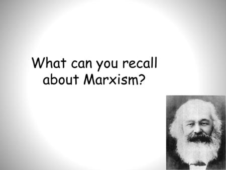 What can you recall about Marxism?. By 1979 Most children are in comprehensive schools, but not all. Some grammar schools still survive. Butler Education.