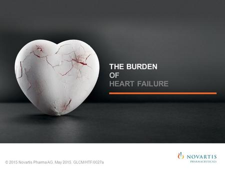 The burden Of heart failure