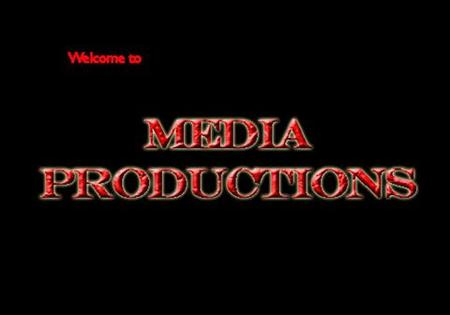 Welcome to. Media Productions, Course Content We will learn a basic operating understanding of digital cameras and equipment, as well as video editing.