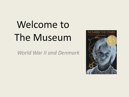 Welcome to The Museum World War II and Denmark. WW II Adolf Hitler and the Nazis control Germany and invade other European countries in 1939-1940. In.
