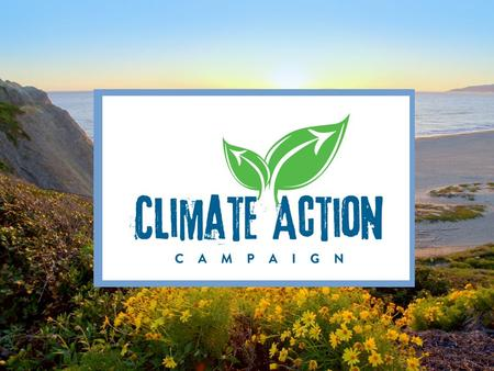 Overview: San Diego Climate Action Plan & Community Choice Energy.
