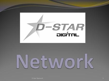 "1D-Star Network. D-Star call sign terminology The terminology is from the viewpoint of the communication link! ""MyCall"" is really YOUR call sign; that."