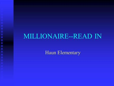 MILLIONAIRE--READ IN Haun Elementary. Put these books in order as you would find them on the shelves n A. 599 n B. 567 n C. 551 n D. 597.