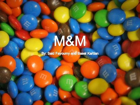 When was it established? The M&M company was established in the year 1941. The company name is M&M because it was named after the people that started.