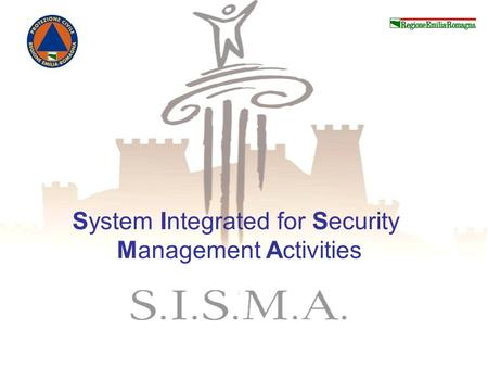 System Integrated for Security Management Activities.