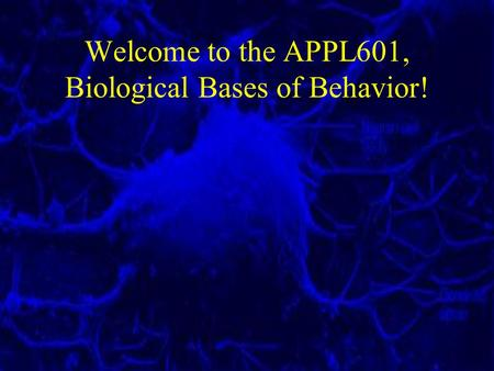 chapter 3 outline the biological bases Chapter 3: the biological bases of behaviori introduction 3a- neural processing  and the endocrine system a biological- having t.