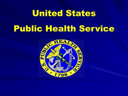 United States Public Health Service. Clare Helminiak, MD, MPH Rear Admiral, USPHS Chief Medical Officer, USPHS Deputy Director for Medical Surge Office.
