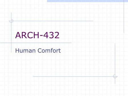 ARCH-432 Human Comfort. Attendance When was the first recorded example of a bioterrorist attack? A. France (1210 AD) B. Rome (65 AD) C. Persia (600 BC)