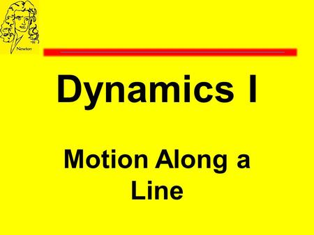 Dynamics I Motion Along a Line. Example: consider the situation below where two ropes hold up a weight:  left =30 o  right = 55 o T left T right W =