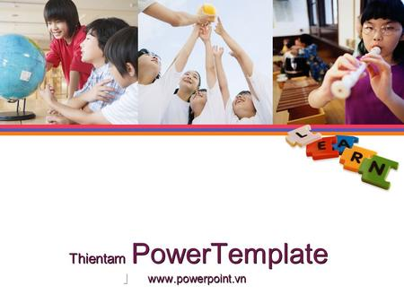 Thientam PowerTemplate www.powerpoint.vn. Contents Add Your Text in here.