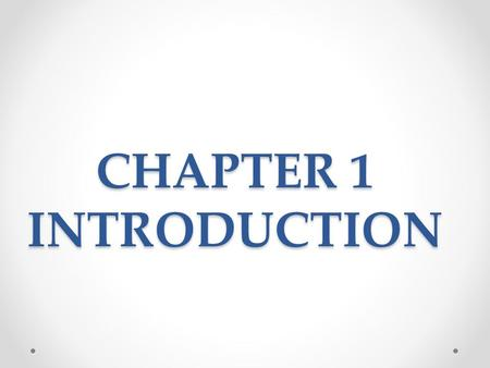 CHAPTER 1 INTRODUCTION. 1.1 GIS? 1.1.1 Components of a GIS 1.1.2 A Brief History of GIS 1.1.3 GIS Software Products Box 1.1 A List of GIS Software Producers.