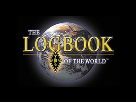 What is Logbook of The World? ARRL's Logbook of the World (LoTW) system is a repository of log records submitted by users from around the world.