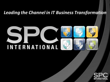 Leading the Channel in IT Business Transformation.